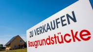 Wer in der richtigen Lage Bauland besitzt, könnte bald ordentlich Reibach machen.