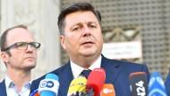 Informiert über die neue Sachlage im Fall Amri: Innensenator Andreas Geisel