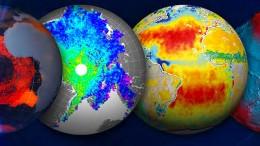 Blindflug für die Klimaforscher?
