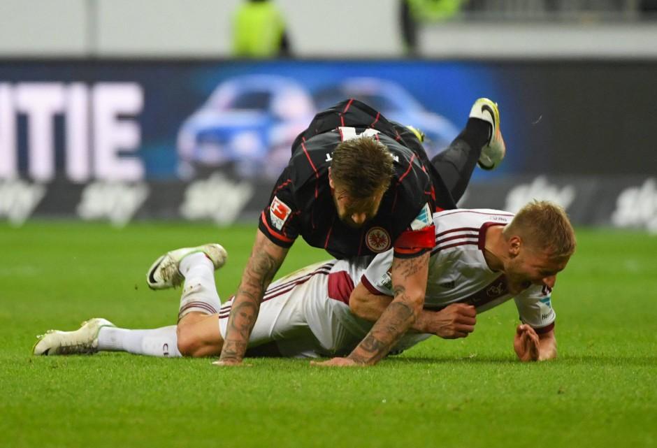 Relegation 2021 Nürnberg