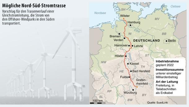 Elektrische Autobahn auch an Kassel und Fulda vorbei