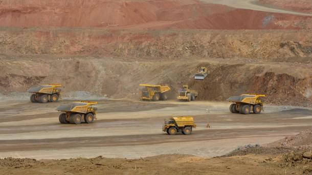 Kupferproduzenten müssen kämpfen