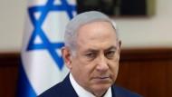 Benjamin Netanjahu gerät unter Druck.
