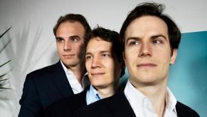 Ein Trio mischt den Handel auf