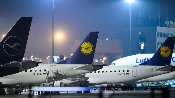 Streik bei der Lufthansa noch in diesem Jahr