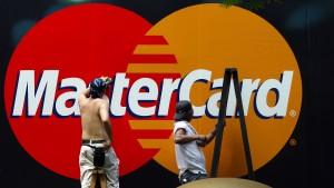 Mastercard muss 570 Millionen Euro Bußgeld zahlen