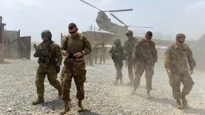 Trump will auch Truppen aus Afghanistan abziehen