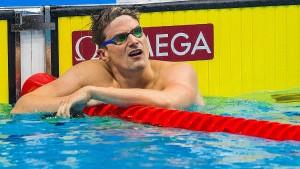 Mäßiger Auftakt der deutschen Beckenschwimmer
