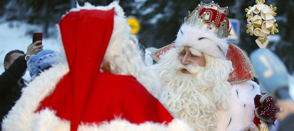 Artikel Weihnachten.Herzinfarkt Risiko An Weihnachten Erhöht