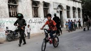 Hamas: Werden Kontrolle über Gazastreifen abgeben