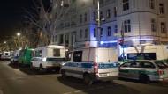 Die Polizei in Berlin geht verstärkt gegen kriminelle Clans vor. (Archivbild)