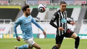 Manchester City bricht Auswärtsrekord