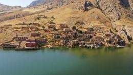 Untergang einer antiken Stadt