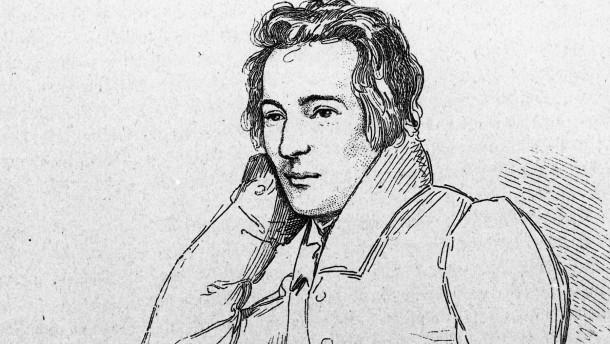 """Thomas Huber liest """"Das Glück ist eine leichte Dirne"""" von Heinrich Heine"""