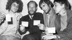Alt-68er Dieter Kunzelmann ist tot