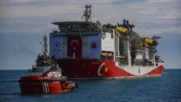 Was Erdogan im Gas-Streit treibt
