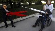 Kaum Hoffnung auf Einigung mit Griechenland