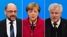 Parteichefs wollen zügig verhandeln