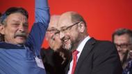 """Schulz: """"SPD ist ganz klarer Wahlsieger"""""""