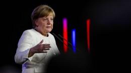 Merkel verurteilt Angriffe