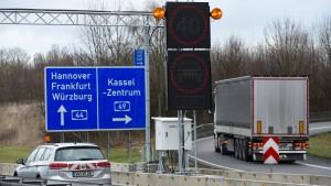 Besserer Verkehr auf Autobahn 44