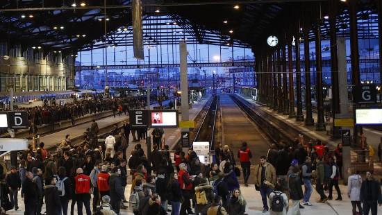 Streik legt Frankreichs Schienenverkehr lahm