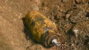 Weltkriegsbombe im Stadtteil Gallus entschärft
