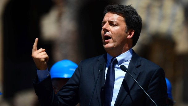 Europa soll sich nach Italien richten