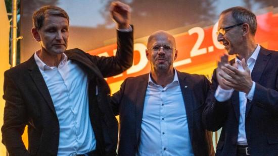 Werden Rechtspopulisten stärkste Kraft in Brandenburg?