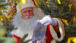 Hochbetrieb beim Weihnachtsmann
