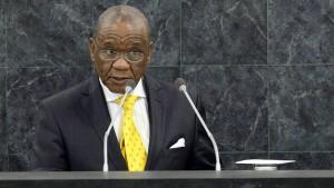 """Südafrika schließt """"militärische Reaktion"""" nicht aus"""