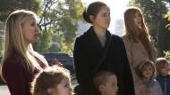 Der Tag der Einschulung ist der Tag der Wahrheit: Madeline (Reese Whiterspoon, links), Jane (Shailene Woodley) und Celeste (Nicole Kidman) bekommen es zu spüren.