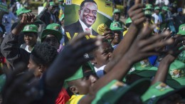 Mnangagwa zum Wahlsieger erklärt