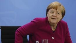 Angela Merkel kritisiert Sorglosigkeit der Deutschen