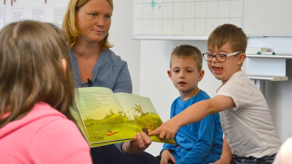 Inklusion in Hessen: Fulda ist Vorreiter, Land hinkt hinterher