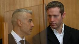Stephan E. gesteht Mord an Walter Lübcke