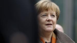 Merkel spricht mit Tunesien über Auffanglager