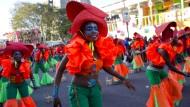 Karneval auf Haiti