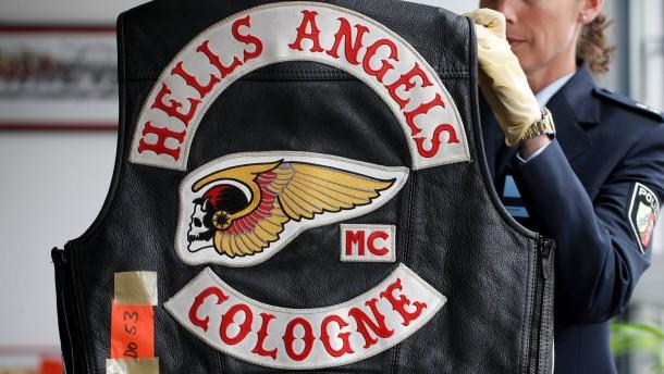 Jäger verbietet nun auch Club der Hells Angels