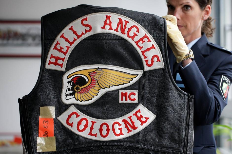 Hells Angels Prospect Kutte