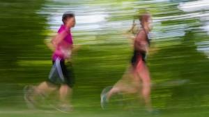 Ausdauersport hilft auch verwirrten Seelen