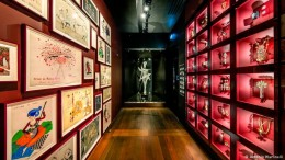 Das neue Yves-Saint-Laurent-Museum in Paris