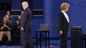 Die Kandidaten im Lügenvergleich