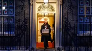 Das Ende der eisernen Faust von Westminster