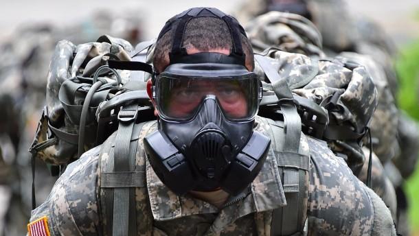 Bundeswehr soll Chemiewaffen-Einsatz geplant haben
