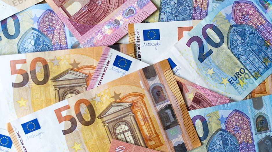 Im Januar nahmen Bund und Länder 11,1 Prozent weniger Steuern ein als im Vorjahresmonat.