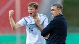 Deutsche U21 übernimmt Tabellenführung in EM-Qualifikation
