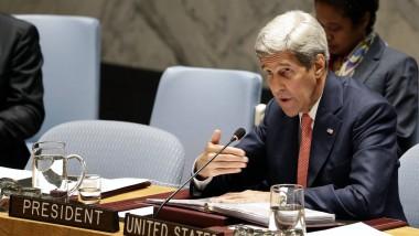 Der amerikanische Außenminister John Kerry schmiedet eine Allianz gegen die Terrormiliz IS