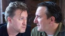 Nachdenken über Österreich: Nicholas Ofczarek und Robert Palfrader