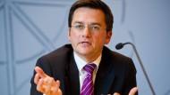 Nordrhein-Westfalens Justizministers Thomas Kutschaty